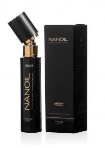Oil Nanoil perfect for hair regeneration